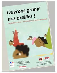 Dossier pédagogique pour mener des ateliers conte avec les enfants et familles migrants