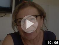 """Josette Naiman, présidente de l'association Deci-dela nous présente l'application Iphone """"Conte-moi"""""""